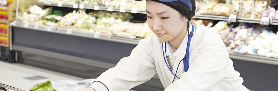 雇用機会の創出 出店地域での雇用で地域活性化に貢献
