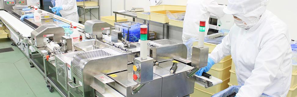 鮮度管理 食品を扱う事業者の責任として鮮度管理を徹底