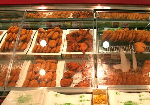 惣菜フードパックのエコ化