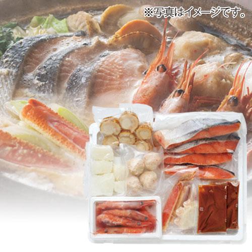 〈札幌バルナバフーズ〉北海道郷土料理 石狩鍋