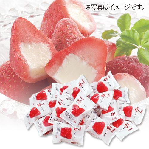 春摘み苺アイス