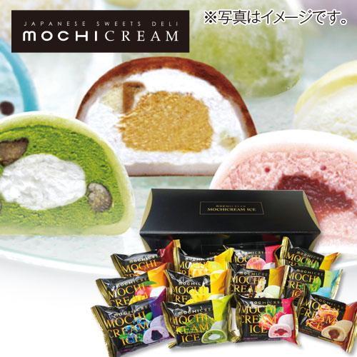 〈モチクリーム〉モチクリームアイス12個入