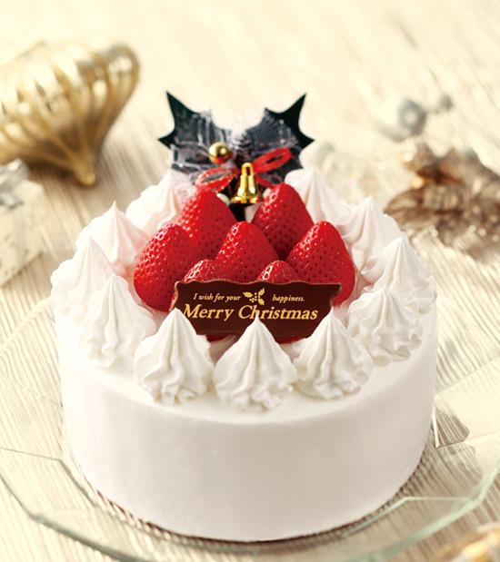 ベイシアオリジナル苺のケーキ 5号