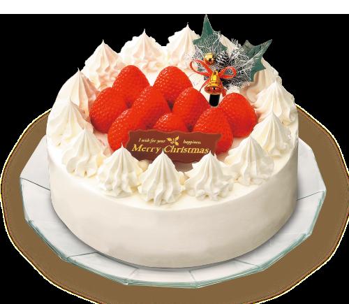ベイシアオリジナル苺のケーキ 6号