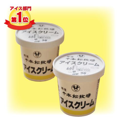 〈栃木県 ホウライ〉那須千本松牧場アイスクリーム6個セット N-4117