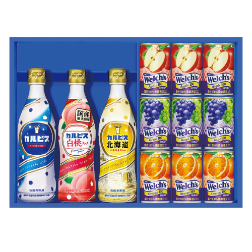 〈アサヒ飲料〉「カルピス」ギフト VL30